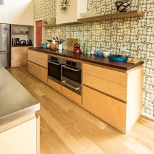 make furniture moutere plywood kitchen design and fitout