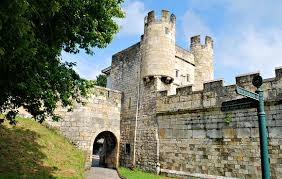 york walls walking advice map suggested route free city