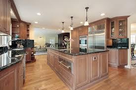 Kitchen Design Black Granite Countertops - luxury kitchen ideas counters backsplash u0026 cabinets designing