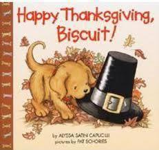 happy thanksgiving biscuit by alyssa satin capucilli scholastic