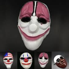 online get cheap halloween clown masks aliexpress com alibaba group