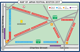 Green Line Boston Map by Regular Booths U2013 Japan Festival Boston
