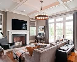 Top  Modern Family Room Ideas  Photos Houzz - Family room furniture design ideas