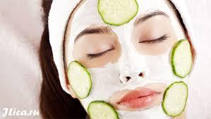 Masker Vir komkommers maskers vir gesig eierswit en aarbei komkommer masker