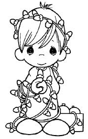 precious moments coloring pages christmas many interesting cliparts