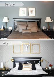 diy bedroom decorating ideas on a budget decorating a bedroom on a budget with diy stencils stencil