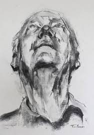 Looking For A Artist Saatchi Looking Up Drawing By Tim Benson