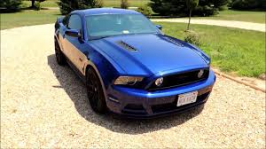 Hood Vents 2013 Ford Mustang Gt 5 0 Plastidipped Hood Vents Review Youtube