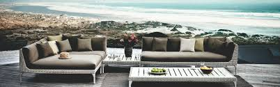 Dedon Outdoor Furniture by Dedon Pacific Design Center