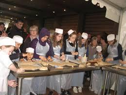 cuisine et saveurs 3000 personnes au salon cuisine et saveurs à châteaubriant en