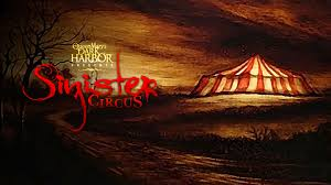 dark harbor sinister circus los angeles tickets n a at queen
