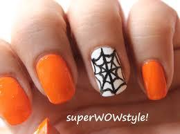 spider nail art design images nail art designs