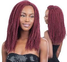 crochet braids model model glance crochet braid senegalese twist large 12 inch