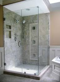 Door Shower Shower Door Glass Options Century Bathworkscentury Bathworks