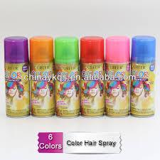 colour hair paint hair color spray in display box buy