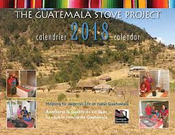 calendars for sale 2018 calendars on sale the guatemala stove project