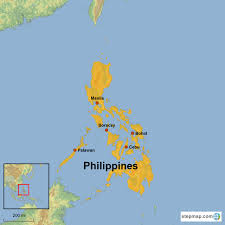 Philippines Map World by Philippines Country Holidays Singapore