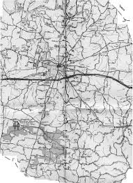 Counties In Tennessee Map by Foster Family History Wise County Texas