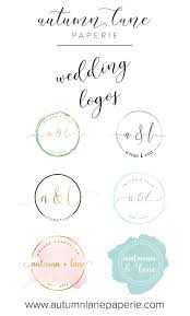 wedding logo wedding branding wedding brand identity themed