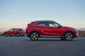 car mitsubishi eclipse mitsubishi plays qashqai meet the new 2018 eclipse cross by car