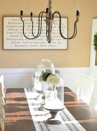 Modern Farmhouse Dining Room Makeover Little Vintage Nest - Dining room makeover