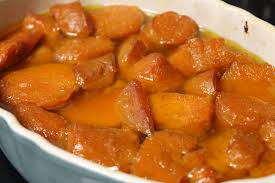 candied yams cook diary