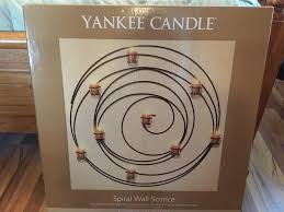 Yankee Candle Wall Sconce Yankee Candles Quatrefoil Scroll Large Wall Sconce Candle