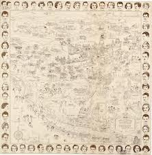 Mtsac Map Forgotten Hollywood 2014 May