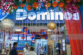 the opening of domino s pizza 600th store in india photos and