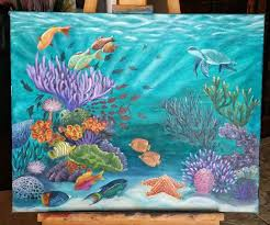 best 25 underwater painting ideas on pinterest underwater