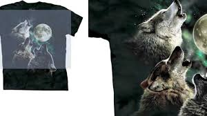 the mountain three wolf moon sleeve review the