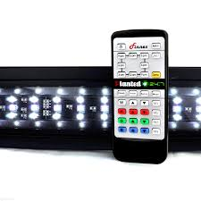 Remote Controlled Light Fixture by 30 Finnex 24 7 Planted Plus Automated Led Light Fixture 29 Watt