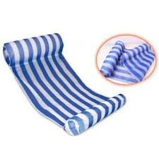 ipree swimming inflatable floating bed hammock water recreation