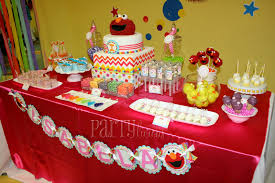 elmo birthday party partylicious events pr rainbow elmo birthday