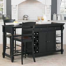 Kitchen Furniture Island Kitchen Island With Stools Glass Top Dans Design Magz Decor