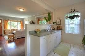 Designer Living Kitchens Half Walls In Living Room Living Room Decoration