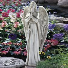 angel statues for garden 10 gorgeous angel statues for the garden