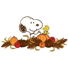 snoopy thanksgiving clip clip library