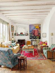 Top  Best Bohemian Style Rooms Ideas On Pinterest Bohemian - Bohemian style interior design