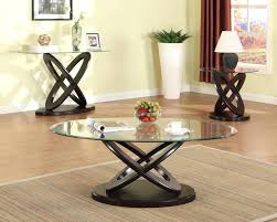 3 piece black coffee table sets 3 piece coffee and end tables cyclone 3 piece table set home living