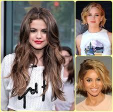 popular hairstyles 2016 long hair celebrity hairstyles long hair summer 2016