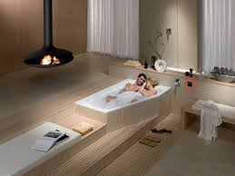 enamour design small bathtub ideas bathtub cream color wooden deck