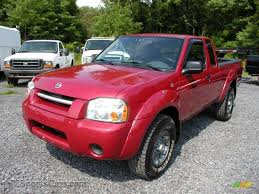 nissan frontier xe v6 2002 nissan frontier xe king cab 4x4 in molten lava red pearl
