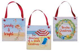 coastal christmas and seashell tree ornaments oceanstyles com