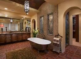 tuscan bathroom design tuscan bathroom design with travertine floor and lanterns and