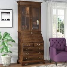 Maple Desk With Hutch Maple Desks You Ll Wayfair