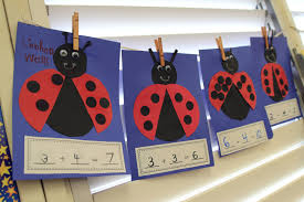 ladybug art project ladybugs turn out super cute click here for