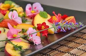 edible flower garnish edible flowers week pear edible flowers salad with lavender