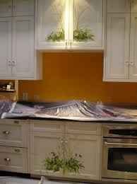 Cabinet Refinishing - Kitchen cabinets refinished