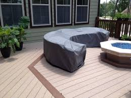 outdoor sectional furniture covers home design ideas